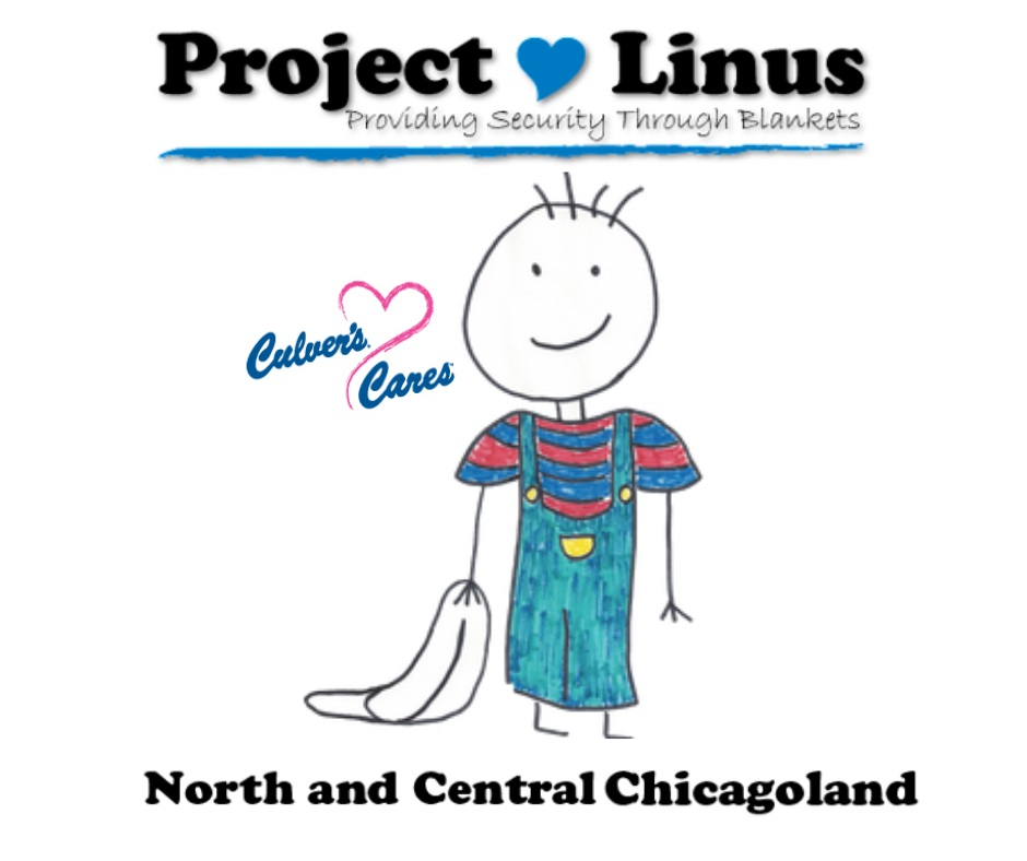 Culver's Cares for Project Linus North & Central Chicagoland
