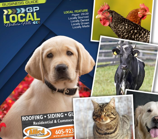GPLocal's Animal Lover's Cover Photo Contest Benefits Western Hills Humane Society!