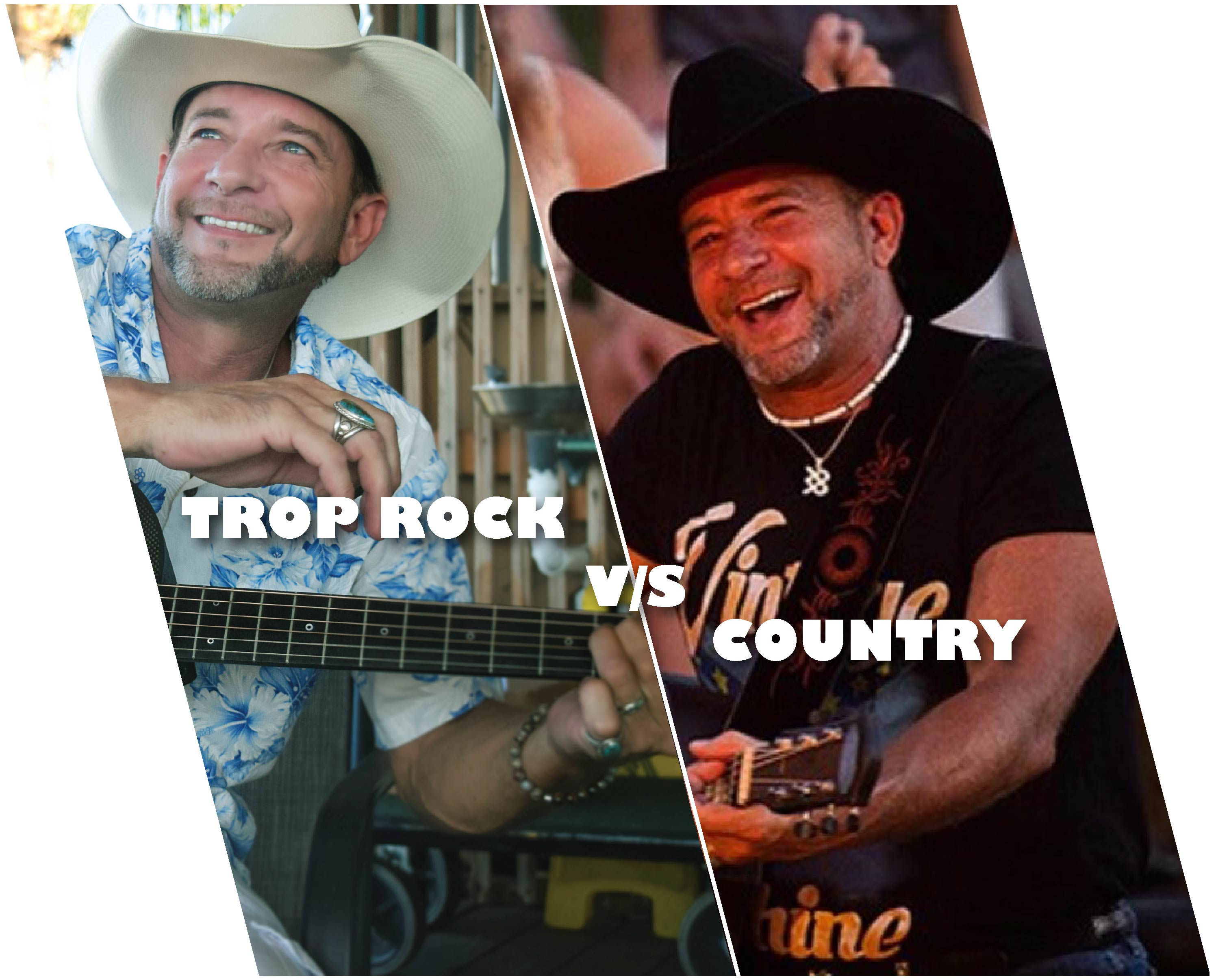 LIP SYNC BATTLE: TROP ROCK V/S COUNTRY? FUND RAISING CHALLENGE FOR DONAVON LEE'S NEXT FAN-FUNDED MUSIC RELEASE