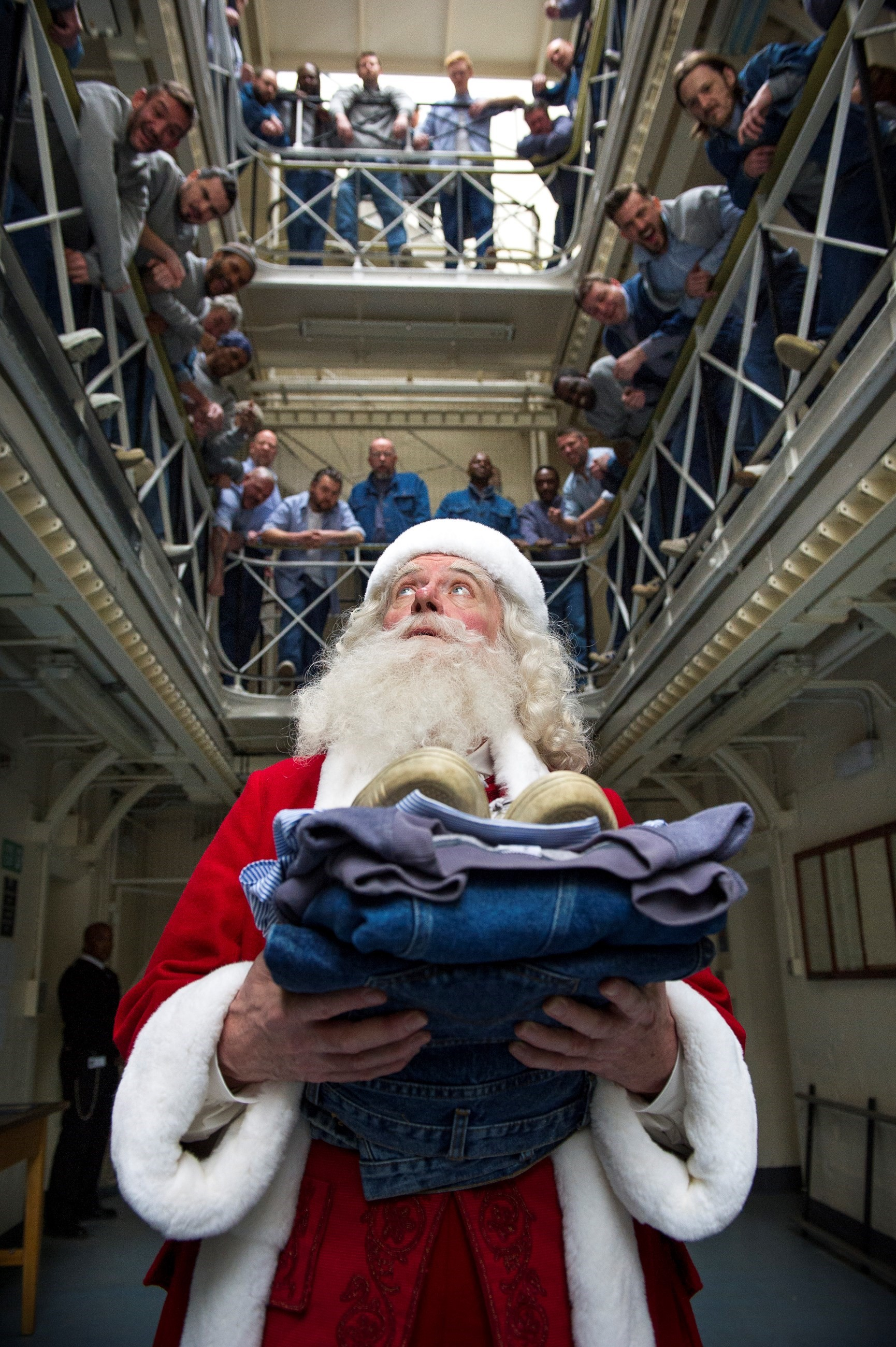 Its the Second Annual Care Packages for Inmates Christmas Campaign