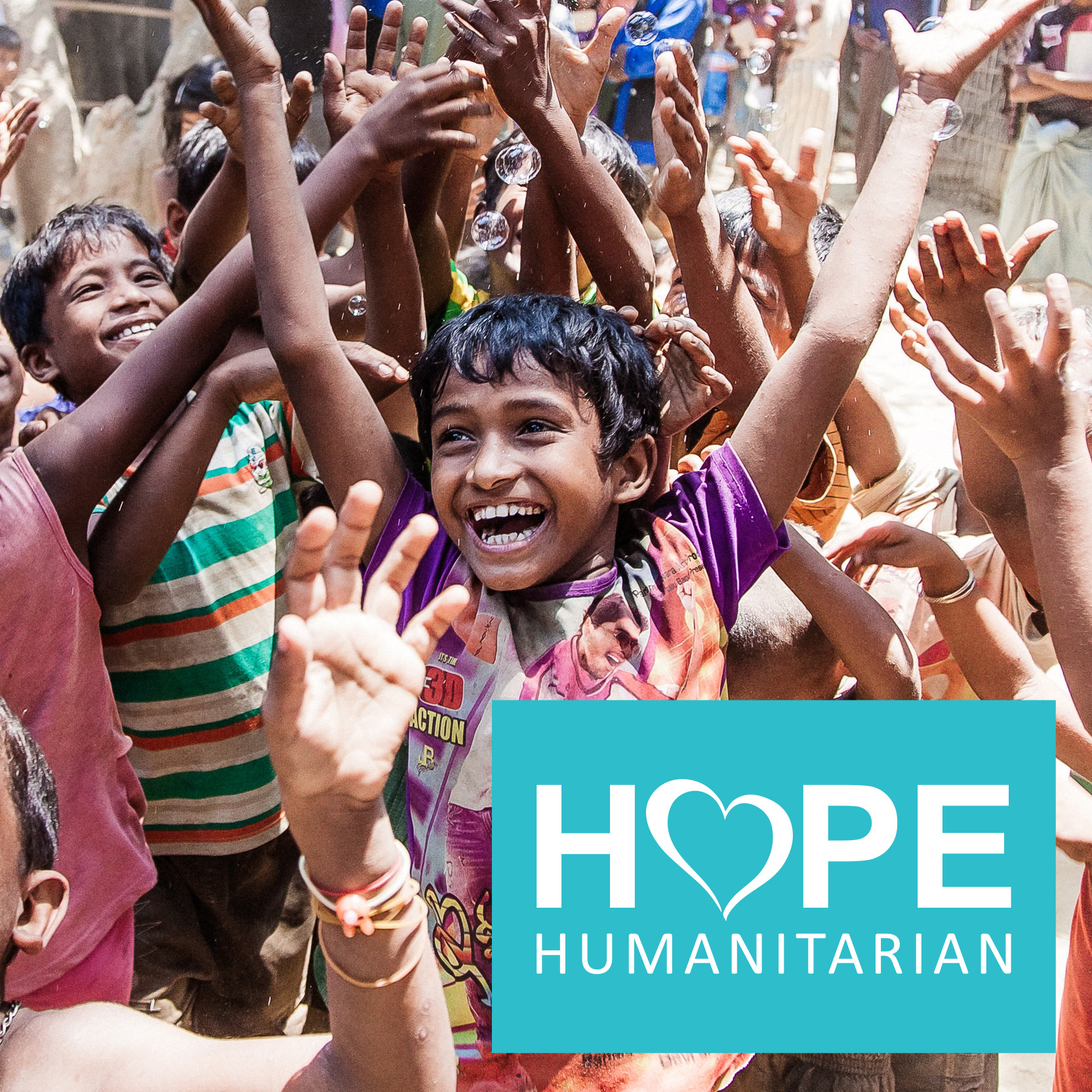 Hope Humanitarian - Helping the Rohingya in Bangladesh