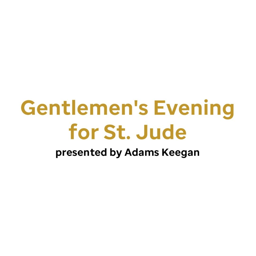 St. Jude Gentlemen's Evening Committee